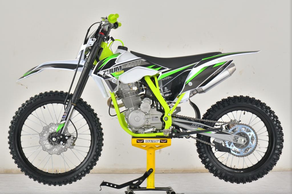 Эндуро мотоцикл Zuum PX220